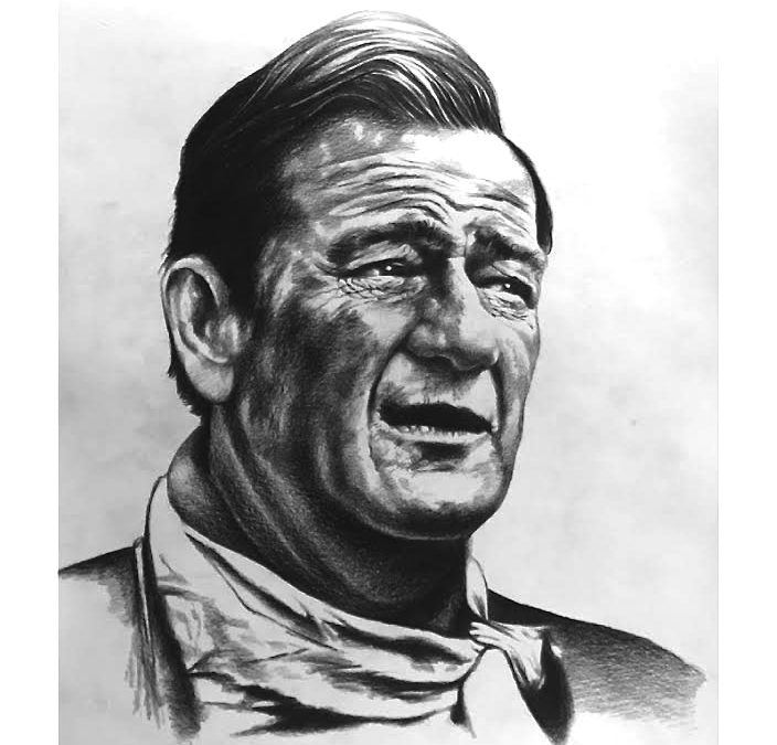 JOHN WAYNE Work in Progress