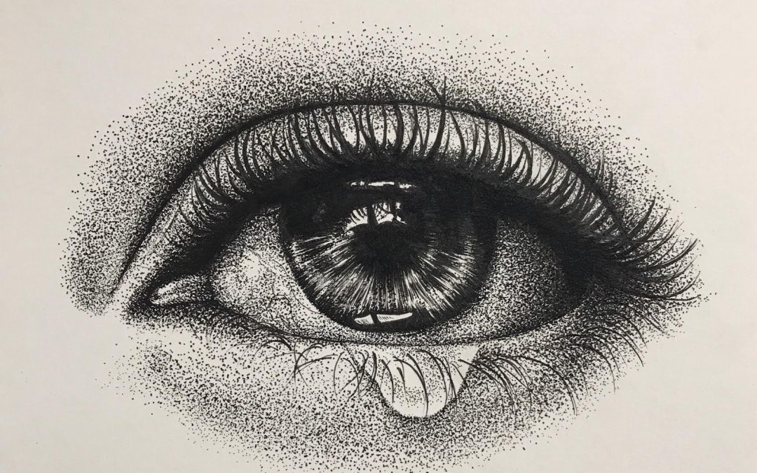 Stippled Eye