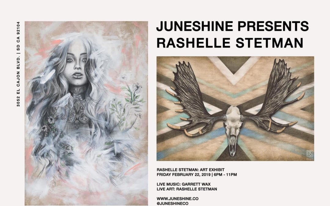 JUNESHINE POP UP SHOW